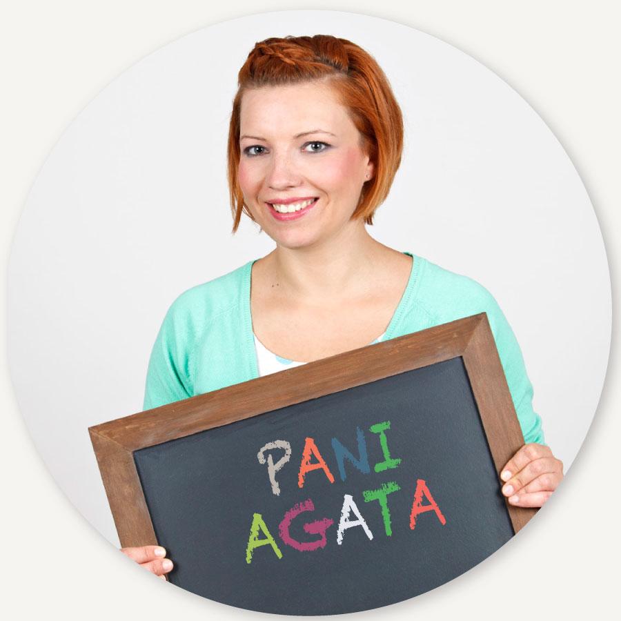 Pani Agata Bęben