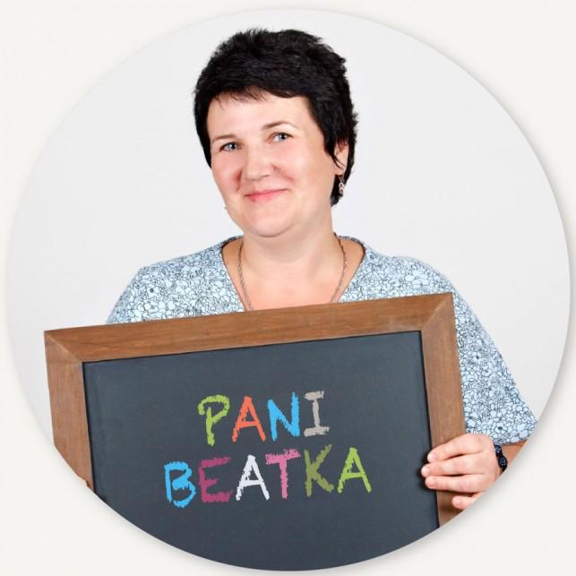 Pani Beata Stępień
