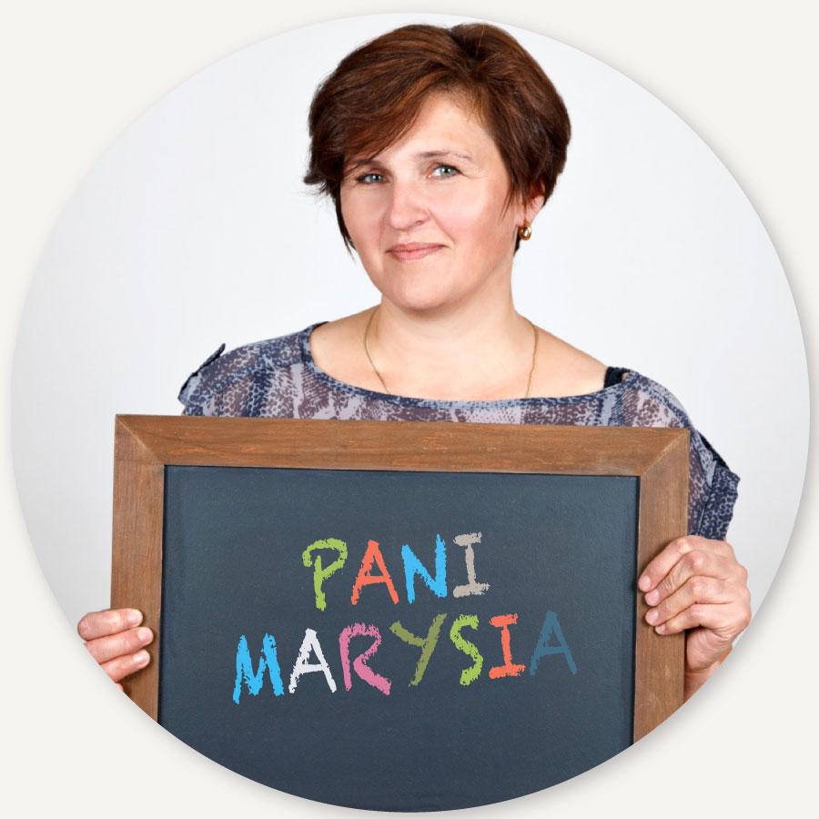 Pani Maria Nowak