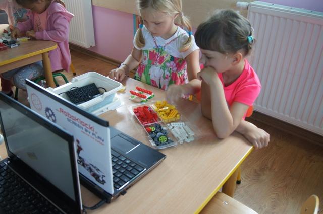 Lego Robotyka Wesoła Kraina Niepubliczne Przedszkole W Kiełczowie